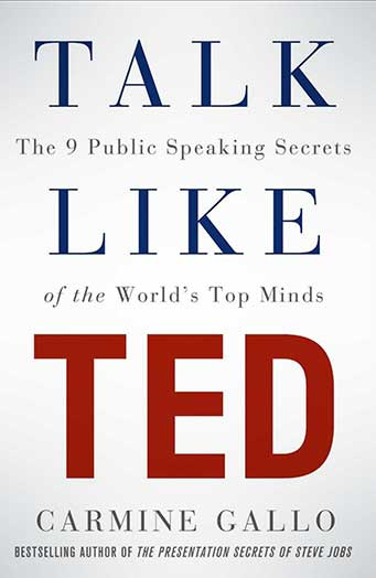 Talk Like TED v c