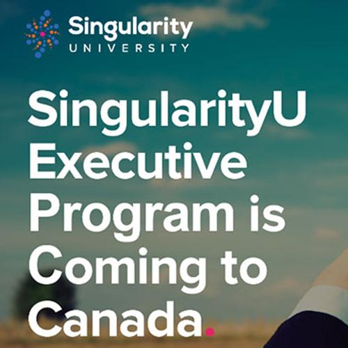 Singularity University Executive Program
