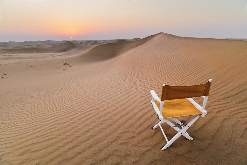 Take Your Seat - Dubai