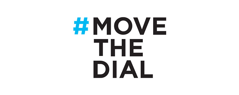 #MoveTheDial