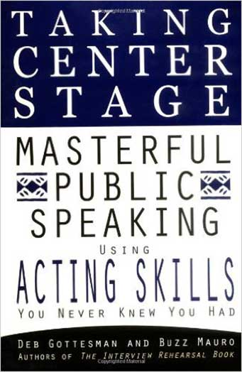 Takign Centre Stage