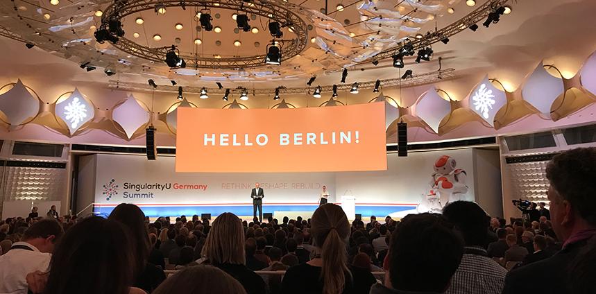 SingularityU Germany Summit