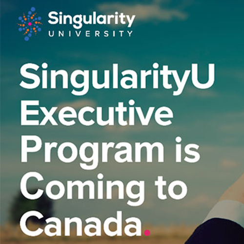 Singularity University Executive Program