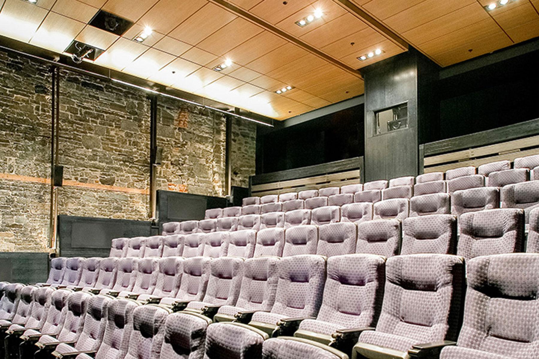 SpeakEasy Intensive Auditorium